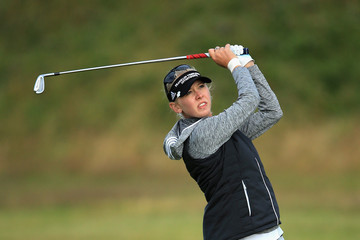 Jessica Korda Ricoh Women's British Open: Day 2