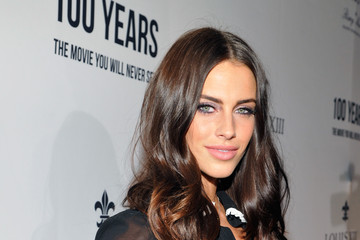 Jessica Lowndes Louis XIII Celebrates '100 Years, The Movie You Will Never See,' Starring John Malkovich - Red Carpet