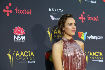 Jessica McNamee 7th AACTA Awards Presented by Foxtel | Red Carpet
