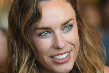 Jessica McNamee Off Court at the 2018 Australian Open