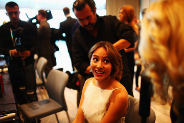 Jessica Michibata F1 Grand Prix of Monaco - Previews