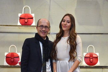Jessica Michibata Delvaux Red Moon Party in Tokyo