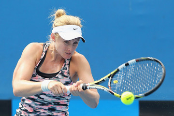Jessica Moore Australian Open Playoff