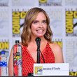 Jessica O'Toole Comic-Con International 2018 - SYFY WIRE Hosts The Great Debate