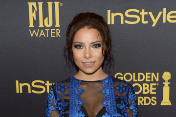 Jessica Parker Kennedy Hollywood Foreign Press Association And InStyle Celebrate The 2017 Golden Globe Award Season