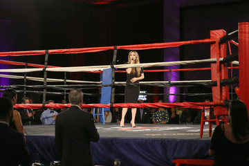 Jessica Sanchez B. Riley & Co. And Sugar Ray Leonard Foundation's 6th Annual 'Big Fighters, Big Cause' Charity Boxing Night