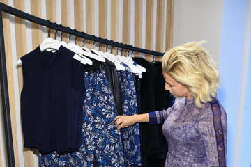 Jessica Seinfeld Jessica Seinfeld & Rebecca Taylor Shopping Event in Support of Baby Buggy