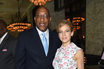 Jessica Seinfeld GOOD+ Foundation & MR PORTER Host Fatherhood Lunch With Jerry Seinfeld in New York City