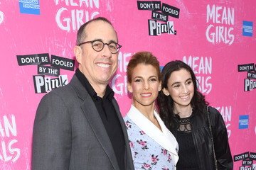 Jessica Seinfeld 'Mean Girls' Broadway Opening Night