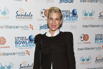 Jessica Seinfeld Dwyane Wade's All-Star Bowling Classic Hosted By The Sandals Foundation