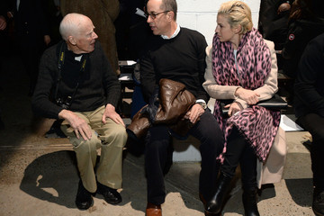Jessica Seinfeld Narciso Rodriguez - Front Row - Mercedes-Benz Fashion Week Fall 2015