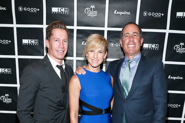 Jessica Seinfeld GOOD+ Foundation Fatherhood Lunch Hosted by Jessica and Jerry Seinfeld