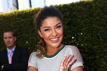 Jessica Szohr Arrivals at the ESPYS — Part 3