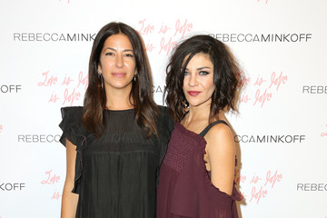 Jessica Szohr Rebecca Minkoff's 'See Now, Buy Now' Fashion Show in LA