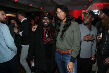 Jessica Williams New SHOWTIME Docuseries 'Wu-Tang Clan: Of Mics & Men' Celebrates At Stella's Film Lounge During The 2019 Sundance Film Festival