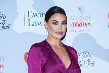 Jessica Wright 2018 Float Like A Butterfly Ball - Red Carpet Arrivals