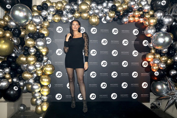 Jessica Wright JD Comes Alive: JD's Blockbuster Christmas Party