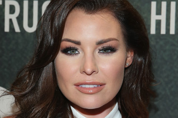 Jessica Wright Premiere of Riveting Entertainment's 'Chris Brown: Welcome to My Life' at L.A. LIVE