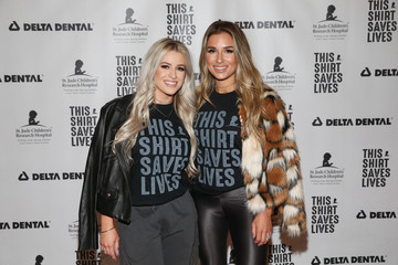 Jessie James Decker Celebrities Rock #ThisShirtSavesLives For St. Jude In Night Of Music, Fashion And Magic