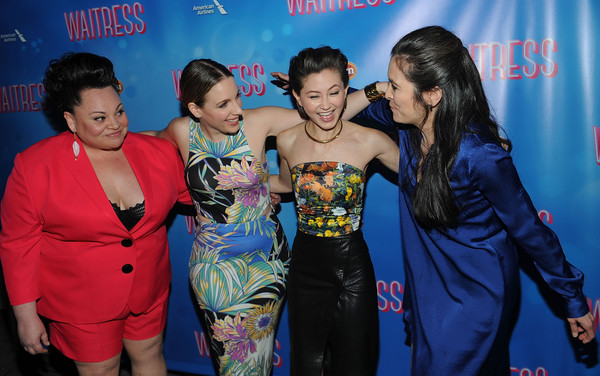 'Waitress' Broadway Opening Night - After Party