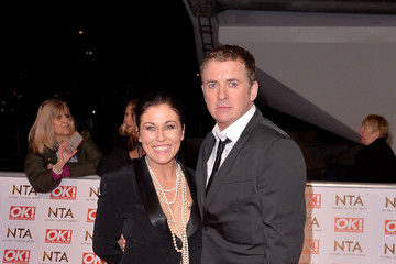 Jessie Wallace Arrivals at the National Television Awards