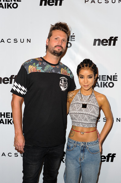 Neff X Jhene Aiko Collaboration Launch Party