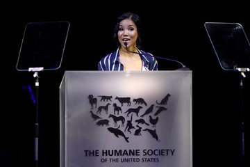Jhene Aiko The Humane Society of the United States' To The Rescue Gala - Inside