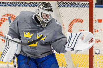 Jhonas Enroth World Cup of Hockey 2016 - Practice Sessions