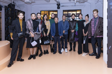 Jia Zhangke Prada Spring/Summer 2022 Womenswear Fashion Show – Arrivals and Front Row