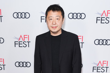 Jia Zhangke AFI FEST 2018 Presented By Audi - Festival Filmmakers #1