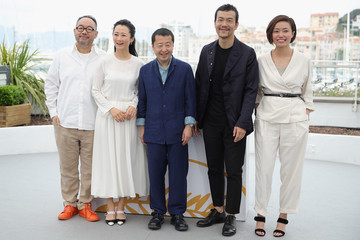 Jia Zhangke 'Ash Is The Purest White (Jiang Hu Er Nv)' Photocall - The 71st Annual Cannes Film Festival