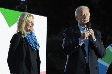 Jill Biden 2015 Global Citizen Festival in Central Park to End Extreme Poverty By 2030 - Show