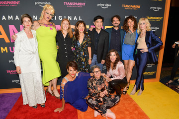 Jill Soloway Alexandra Billings L.A. Premiere Of Amazon's 'Transparent Musicale Finale' - Red Carpet
