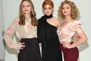 Katherine McNamara Willow Shields Photos Photo