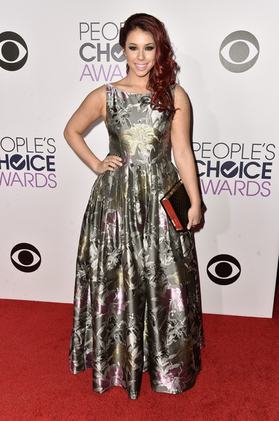 Arrivals at the People's Choice Awards — Part 2