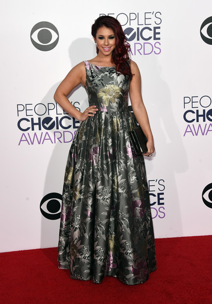 Arrivals at the People's Choice Awards