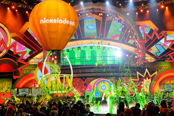 Jim Carrey (FILE) The 2001 Nickelodeon Kid's Choice Awards