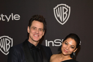 Jim Carrey The 2019 InStyle And Warner Bros. 76th Annual Golden Globe Awards Post-Party - Red Carpet