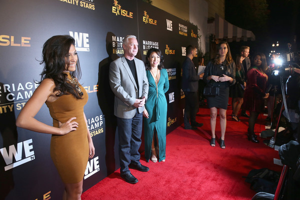 """We tv Celebrates the Premiere of """"'Marriage Boot Camp' Reality Stars and 'Ex-isled'"""