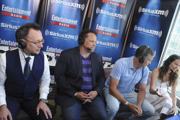 Jim Caviezel SiriusXM's Entertainment Weekly Radio Channel Broadcasts from Comic-Con 2015