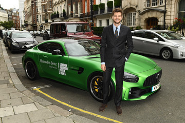 Jim Chapman Mercedes-Benz Is Official Car Partner to London Fashion Week Men's 5th Anniversary Party