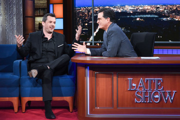 """Jim Jefferies CBS's """"The Late Show with Stephen Colbert"""" - Season Two"""
