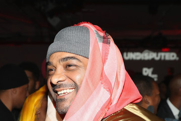 Jim Jones Def Jam's Pre-GRAMMY Celebration Sponsored By Patron Tequila and Parajumpers with Puma, Saucey & Heineken