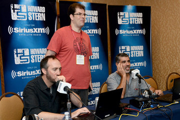 Jim McClure Howard Stern's 'Wrap-Up Show' Broadcasts Live from Comic-Con 2014