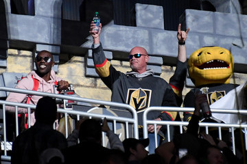 Jim McMahon Philadelphia Flyers v Vegas Golden Knights