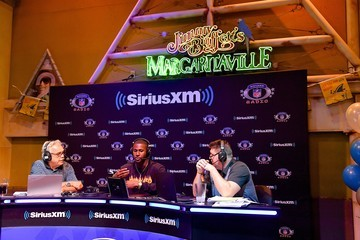 Jim Miller SiriusXM Hosts Draft Week Party At Margaritaville Featuring The Highway's 'Music Row Happy Hour' And SiriusXM NFL Radio's 'Movin' The Chains'