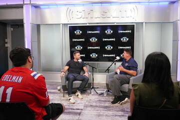 Jim Miller SiriusXM Presents A Town Hall With New England Patriots Wide Receiver Julian Edelman, Hosted By Jim Miller