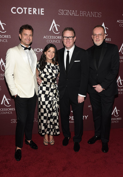 23rd Annual ACE Awards [premiere,event,suit,red carpet,carpet,formal wear,tuxedo,flooring,guest,joshua jackson,jim moore,todd snyder,ace awards,l-r,new york city,cipriani 42nd street,annual ace awards]