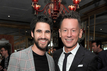 Jim Nelson GQ and Oliver Peoples Celebrate Timothee Chalamet March Cover Dinner