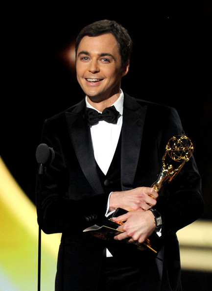 Jim Parsons - 63rd Annual Primetime Emmy Awards - Show